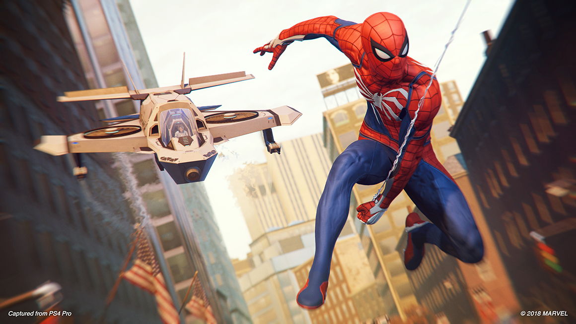 Marvel S Spider Man The City That Never Sleeps Review